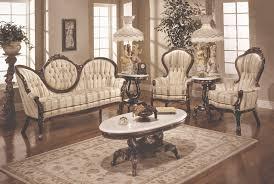 Victorian Living Room  Victorian Furniture - Victorian living room set