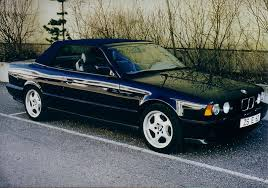 bmw e34 convertible the unreleased bmw m5 e34 convertible bmwcoop