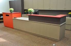 Marble Reception Desk Custom Designs Arnold Contract