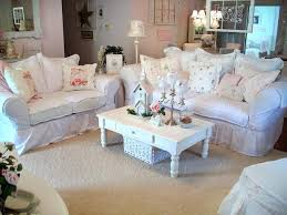 shabby chic living room design ideas for interior