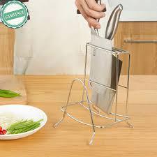 bloc porte cuisine cuisine de stockage organisateur bloc porte couteau racks cuisine