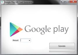 free gift card code play gift card code generator online free