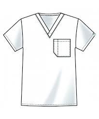 workwear flex 1 pocket scrub top 34777a