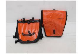 ortlieb back roller design ortlieb back roller design pannier pair ex demo ex display