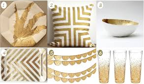 Silver And Gold Home Decor by Decor Gold Home Decor Accessories Designs And Colors Modern