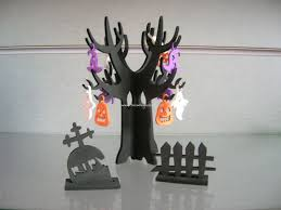 print halloween tree decoration