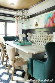 Wallpaper Designs For Dining Room by 124 Best Dining Rooms Images On Pinterest Dining Room Design