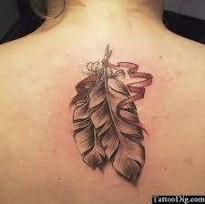 17 best 3d feather tattoo images on pinterest dolphins tattoo