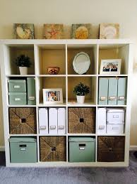 White Bookcase With Storage Best 25 Home Office Storage Ideas On Pinterest Home Office