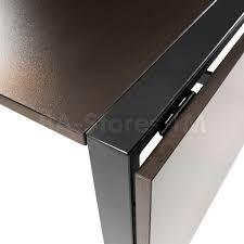 tokyo folding dining table espresso dining tables dt tokyo wge 2