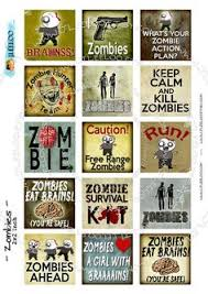 Free Printable Zombie Images | 15 zombie crafts zombie crafts free printables and crafty