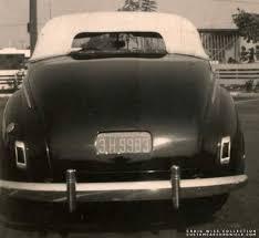 inset license plates custom car chroniclecustom car chronicle