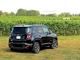 toyota jeep black jeep renegade limited review the italians have made a jeep you u0027ll