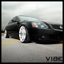 grey nissan altima black rims 19