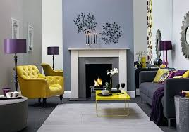 purple and yellow bedroom ideas gray and yellow living room decor purple yellow and gray living room