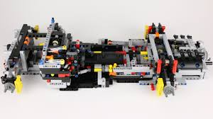 lego porsche 911 gt3 rs lego technic porsche 911 gt3 rs 42056 drivetrain box 1 youtube