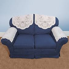 covers for armchairs and sofas brilliant ideas of armchair arm protector in floral lace sofa arm