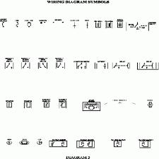 wiring diagram symbols automotive periodic u0026 diagrams science