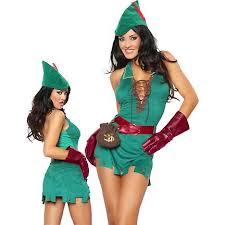 Female Robin Halloween Costume Robin Rich Costume N10044