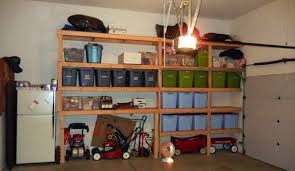 Free Standing Storage Buildings by 5 Smart Storage Solutions For Organizing Your Garage Sparefoot Blog