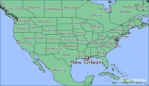 louisiana map in usa map usa new orleans new orleans map usa travel maps and major