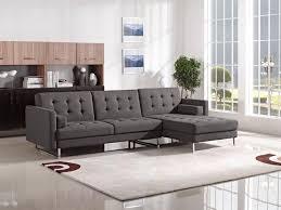 Sectional Sofa Furniture Opus Grey Fabric Sectional Sofa Bed Steal A Sofa Furniture