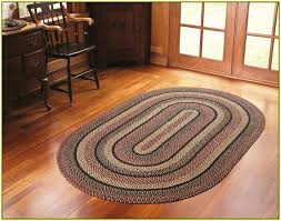 Braided Kitchen Rug Braided Area Rugs Oval Home Design Ideas