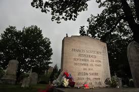 Princeton Cemetery F Scott Fitzgerald U0027s Long Journey To A Rockville Md Cemetery