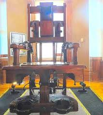 Ohio State Chair Electric Chair Picture Of Ohio State Reformatory Mansfield