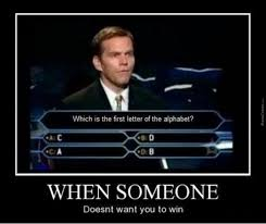 Multiple Picture Meme - me during every multiple choice test by newtoworld meme center