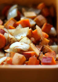 Root Vegetables Roasted - roasted root vegetables