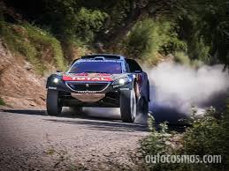 peugeot dakar 2016 peugeot conquista el rally dakar 2016 autocosmos com