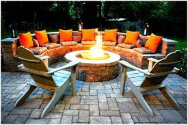 full image for chic outdoor fire pit ideas to inspire your