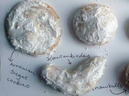 Wedding Cake Cookies A Historical Look At The Mexican Wedding Cake Cookie U2014 Cakespy