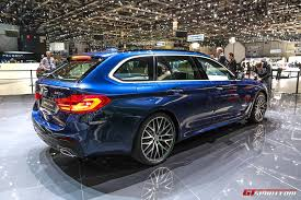 geneva 2017 bmw 5 series touring gtspirit