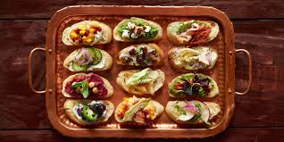 yummy thanksgiving appetizers 12 easy crostini recipes ideas for crostini appetizers