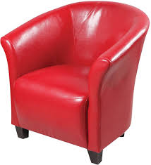 Tub Chairs Red Accent Chair The Brick