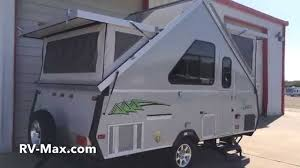 Aliner Floor Plans by 2015 Aliner Expedition Rv Max Sherman Tx Youtube