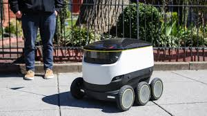robots deliver takeout orders on the streets of washington d c
