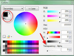 cybernotes how to make a web 2 0 logo in paint net tutorial