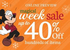 black friday disney store amazing seems to be the only word that could effectively describe