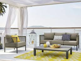 canapé lounge canapé lounge und table de jardin pour salon de jardin einzigartige