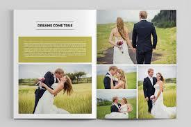 wedding magazine template 10 professional wedding magazine templates for photographers
