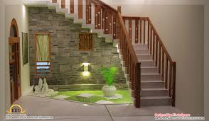 Courtyard Home Designs by House Beautiful Kitchen Phots Beautiful 3d Interior Designs