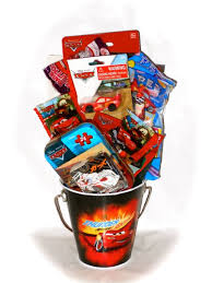 filled easter baskets wholesale buy disney pixar cars activity filled pail gift basket great
