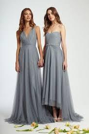 lhuillier bridesmaid dresses a line princess sweetheart floor length tulle bridesmaid dress