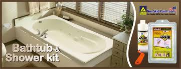 Bathtub Anti Slip Anti Slip Bath Tub And Shower Kits Non Slip Bathroom Flooring