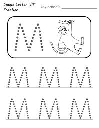 letter m worksheets preschool mediafoxstudio com