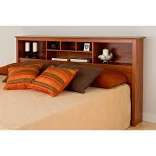 Queen Headboard Bookcase Furniture Bookcase Headboards Wayfair Along With Monterey King