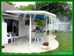 Patio Misters Patio Misting System Home Depot Design Idea Home Landscaping